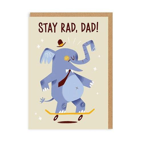 Stay Rad Dad