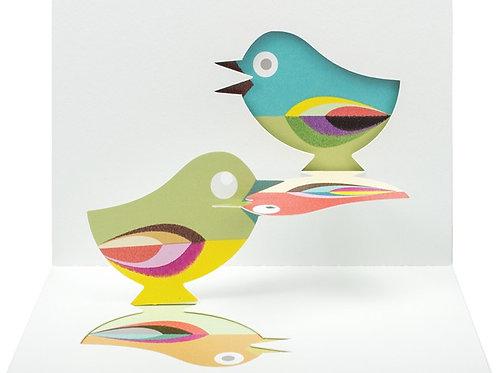 Birds Pop-Up