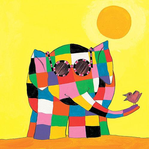 Elmer In Sunglasses