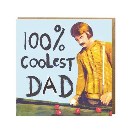100% Coolest Dad