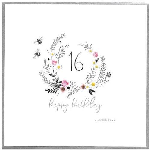 16 Happy Birthday With Love