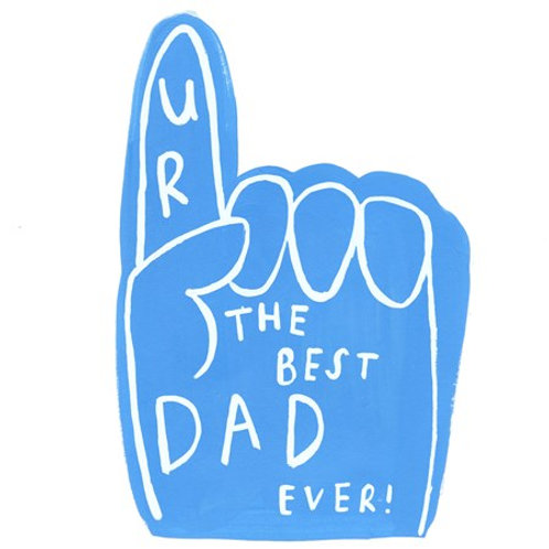 U R The Best Dad Ever