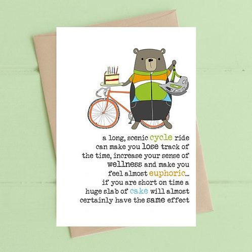 Cycling & Cake