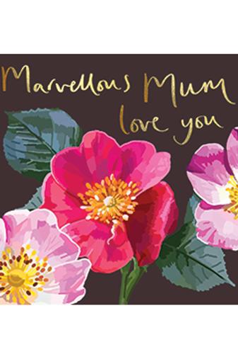Marvellous Mum Love You