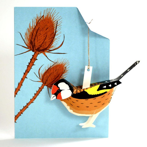 Goldfinch 3-D Pop