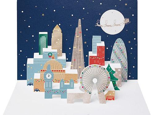 London Skyline - Pack Of 5