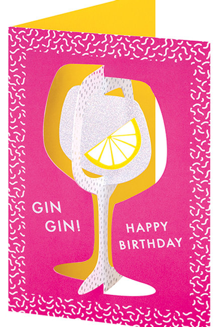 Happy Birthday Gin Pop-Up