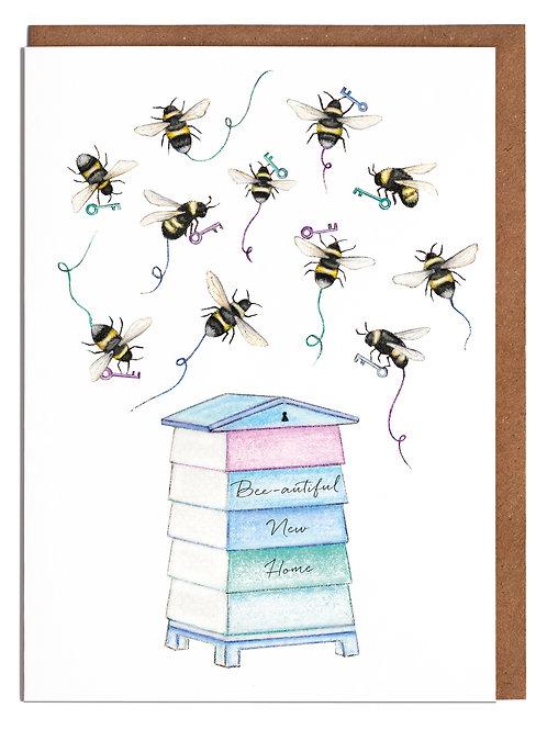 Bee-autiful New Home