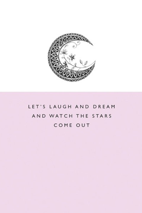 Let's Laugh And Dream