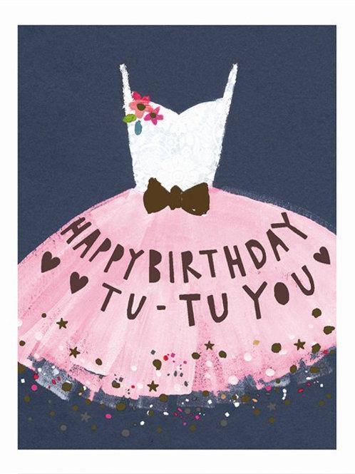 Happy Birthday Tu-Tu You