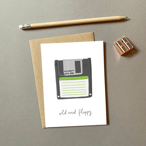 Old And Floppy