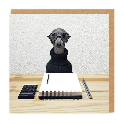 Dora The Office Dog