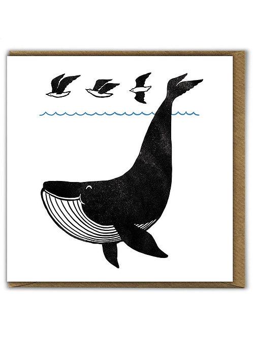 Oh Whale I'm Like A Bird