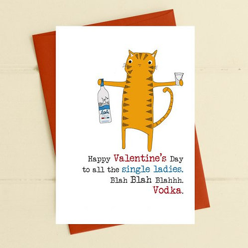 Happy Valentine's Day To All The Single Ladies