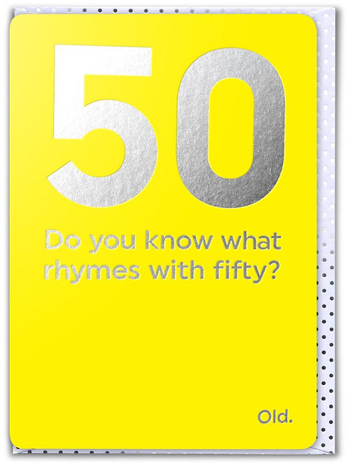 50 Do You Know What Rhymes