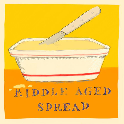 Middle Aged Spread