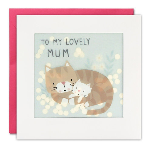 To My Lovely Mum