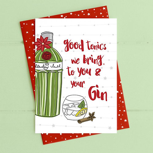 Good Tonics We Bring To You And Your Gin