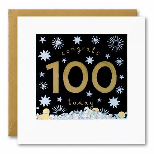 Congrats 100 Today