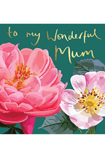 To My Wonderful Mum