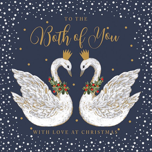 To The Both Of You With Love At Christmas