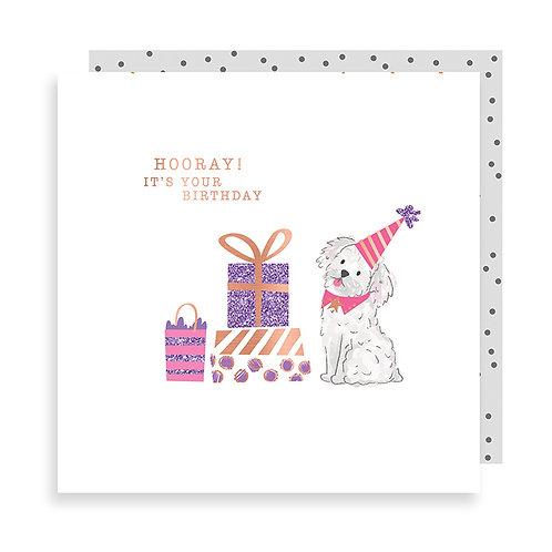Hooray! It's Your Birthday