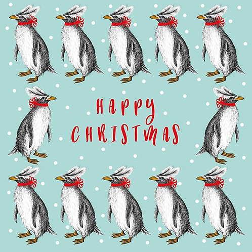 Happy Christmas Penguins
