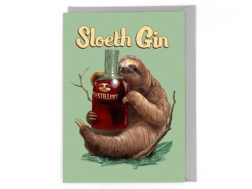 Sloeth Gin