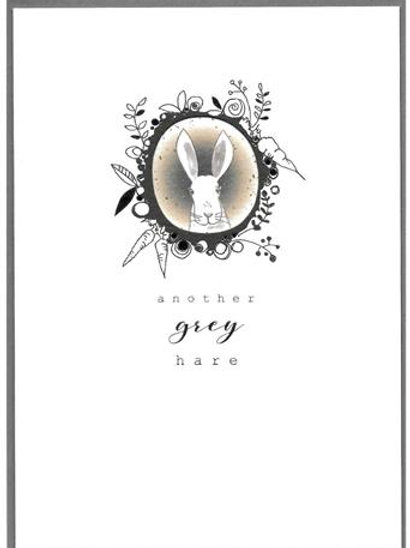 Another Grey Hare