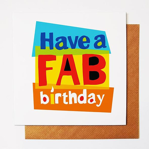 Have A Fab Birthday