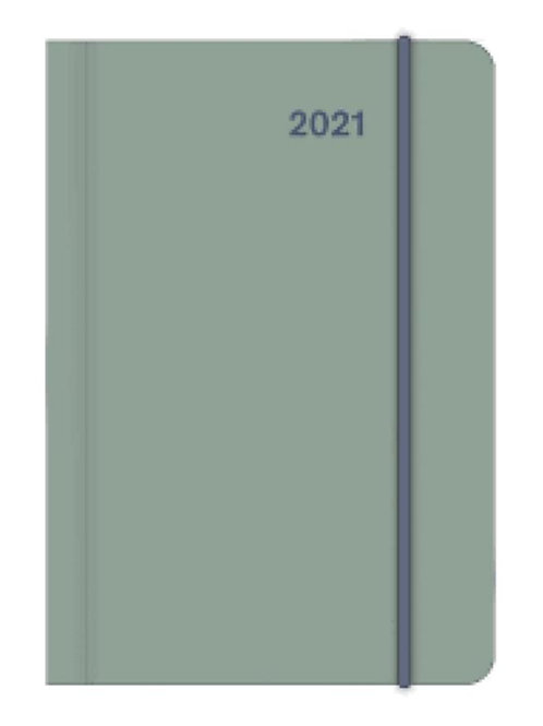 Mini Pocket Earthline Lake Diary 2021