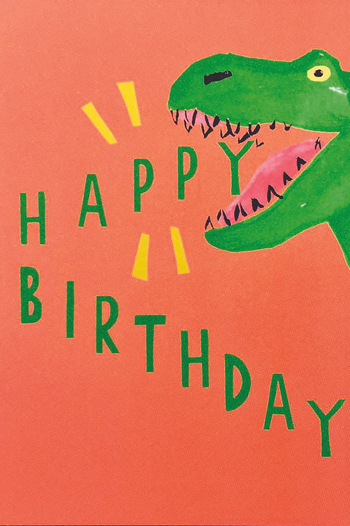 Happy Birthday Dino