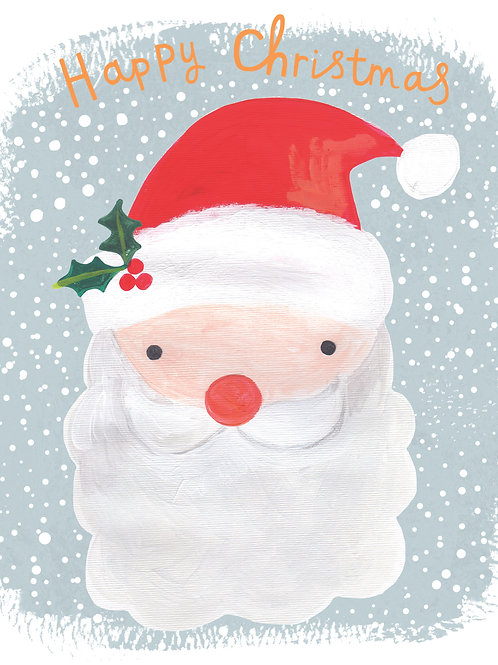 Santa Happy Christmas