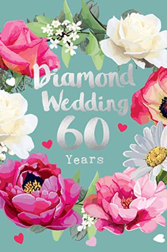 Diamond Wedding 60 Years