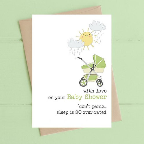 With Love On Your Baby Shower