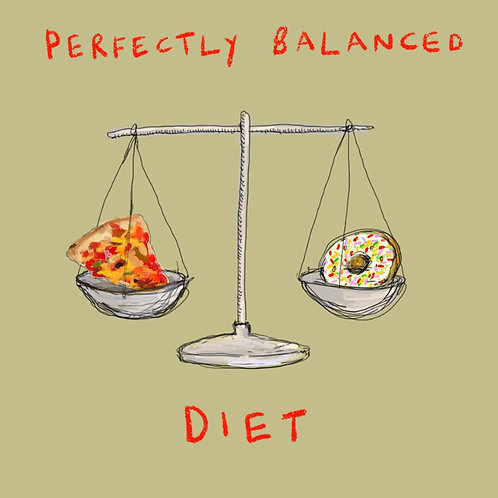 Perfectly Balanced Diet