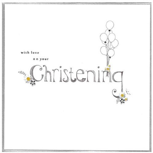 With Love On Your Christening