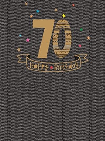 70 Happy Birthday