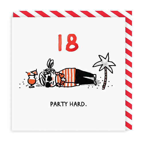 18 Party Hard