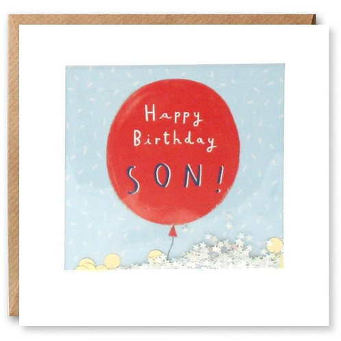 Happy Birthday Son
