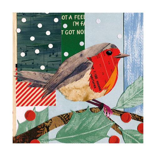 Colourful Robin