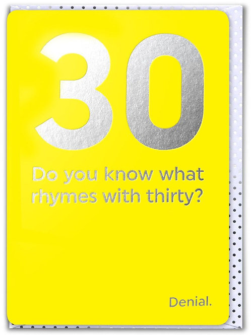 30 Do You Know What Rhymes