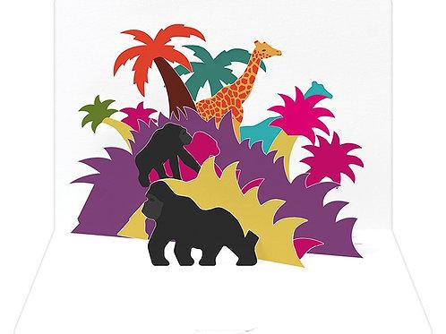 Jungle Pop-Up