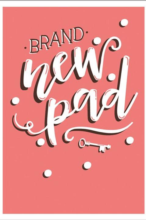 Brand New Pad