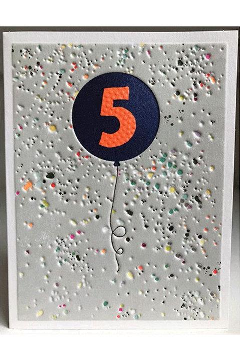 5, Boy