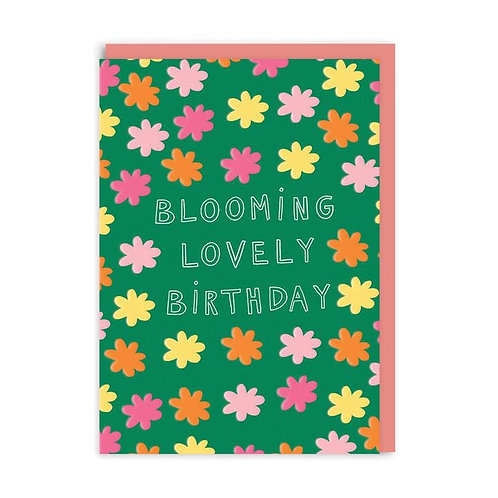 Blooming Lovely Birthday