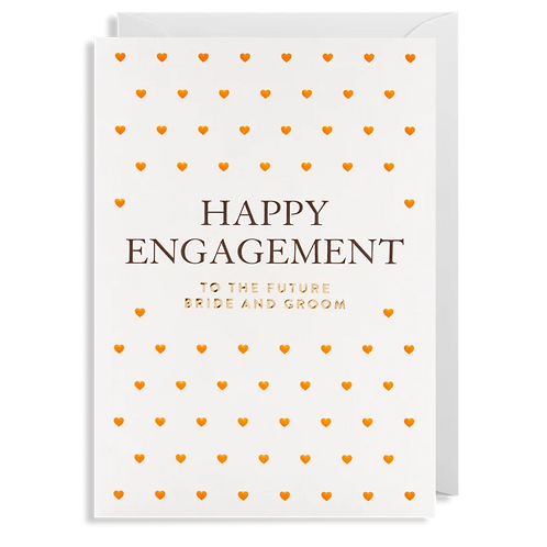 Happy Engagement To The Future Bride And Groom