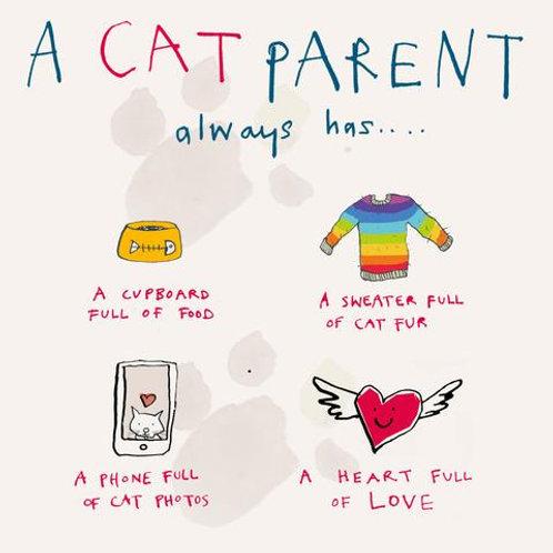 A Cat Parent
