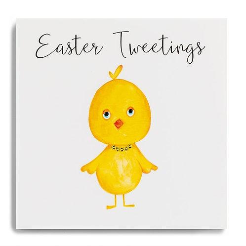 Easter Tweetings