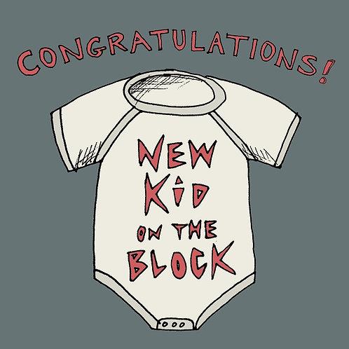 Congratulations New Kid On The Block